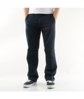 Volcom Frickin Solid Chino - Dark Navy - Men's Pants