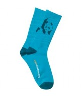 Enjoi Fresh and Clean Crew Sock - Turquoise - Mens Socks