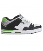Globe Sabre - Men's Shoes White / Black / Green