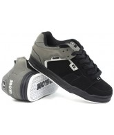 Globe Scribe - Mens Shoes - Black/Charcoal/Grey