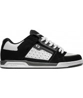Globe Liberty - Black/White/Charcoal - Mens Skate Shoes