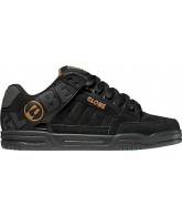 Globe Tilt - Black/Night/Caramello TPR - Mens Skate Shoes