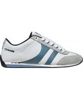 Globe Pulse - White/Glacier/Blue Stone - Skateboard Shoes