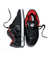 DVS Mastiff - Black Nubuck - Skateboard Shoes