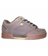DVS Militia Snow Series - Brown Nubuck - Skateboard Shoes