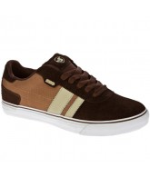 DVS Milan 2 CT - Brown Suede - Skateboard Shoes