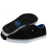 DVS Daewon 12'er - Black Suede - Skateboard Shoes