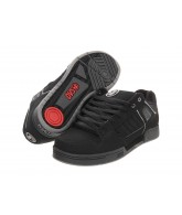 DVS Durham - Black Nubuck - Skateboard Shoes