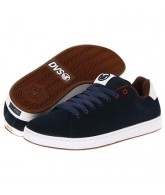 DVS Gavin 2 - Blue Suede - Skateboard Shoes