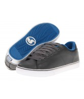 DVS Gavin CT - Grey/Blue Canvas - Skateboard Shoes