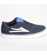 Lakai Manchester Select - Men's Shoes Navy / Suede