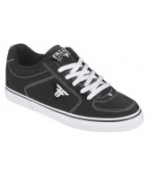Fallen Thomas Chief - Men's Shoe Black / White