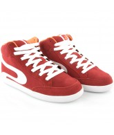 Duffs G4 Hi - Men's Shoes Chinese / Red
