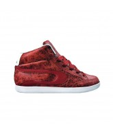 Duffs G4 Hi Special Reserve - Mens Shoes Ox Blood