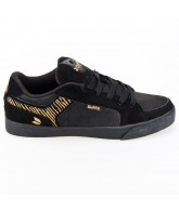 Duffs Forge - Men's Shoes Black / Gold