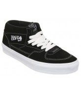 Van's Half Cab - Men's Shoes Black