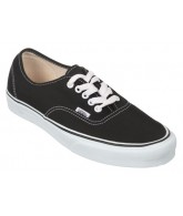 Vans Authentic - Men's Shoes Black