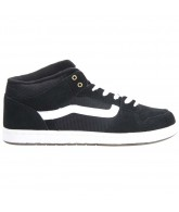 Vans TNT 2 Mid Cup - Men's Shoes Black / White / Gum