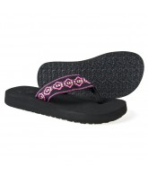 Reef Sandy - Men's Sandals - Black / Multi