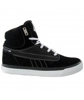 FMS Future High - Men's Shoes Black / White - Size 11.5