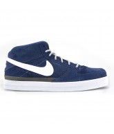 Nike Mavrk Mid - Men's Shoes Midnight Navy / White
