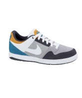 Nike Zoom Mogan 2 - Men's Shoes Metallic Silver / Blustery / Dark Shadow / White