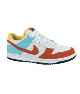 Nike Dunk Low - Women's Shoes Filament Green / Spice / Light Retro