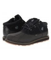 DVS Hawthorne - Black/Gum Nubuck - Skateboard Shoes