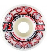 Spitfire Wheels F1 Streetburners - 50mm - Skateboard Wheels
