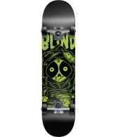 Blind Zombie Kenny - Black/Green - 7.7 - Complete Skateboard