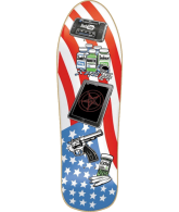 Cliche McKee American Icon2 OS R7 - Red/White/Blue - 9.75 - Skateboard Deck