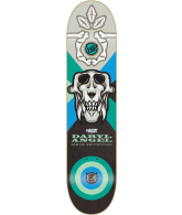 Habitat DA 6TH Extinction P2 - Grey/Black - 8.125 - Skateboard Deck