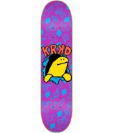Krooked Shripper Lg - Purple - 8.43 - Skateboard Deck