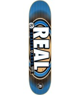 Real Renewal 4 Sm - Blue - 7.75 - Skateboard Deck