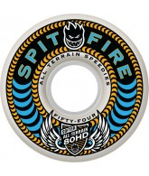 Spitfire Wheels 80HD Speedies - Clear - 58mm - Skateboard Wheels