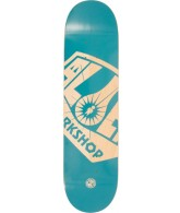 Alien Workshop O.G. Budget Beater PP - Blue - 8.0 - Skateboard Deck