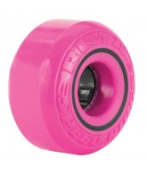 Ricta 53mm Speedrings 81b - Pink/Black - Skateboard Wheels
