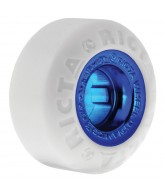 Ricta Rowley Chrome Core White Dark Blue 81b 52mm - Skateboard Wheels