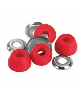 Independent Genuine Parts Low Cushions Soft (92a) Red - Skateboard Bushings