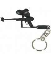 Rufus Dawg Mini-Marker Key Chain - Black