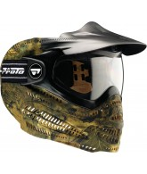 Proto EL Switch Paintball Mask - Woodland Camo