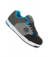 DVS Havoc - Black/Grey Nubuck - Skateboard Shoes