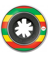 Almost Rasta Bandwagon HC - Rasta - 50mm - Skateboard Wheels