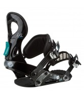 Ride LXH 2011 - Women's Black Snowboard Bindings