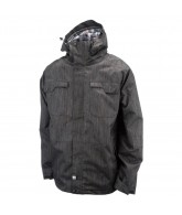 Ride Ballard 2011 - Black - Snowboarding Jacket
