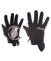 Grenade Team CC935 2011 - Murdered Out Black - Men's Gloves