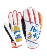 Rome Rome 45 Malt Shred Snowboard Gloves - White  - Men's Gloves