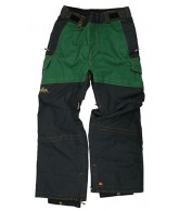 Quiksilver Travis Rice - Men's Snowboarding Pants - Jamaican