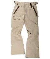 Holden Maurice - Men's Snowboarding Pants - Canvas - X Large