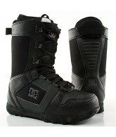 DC Phase 2010 - Men's Black Snowboard Boots
